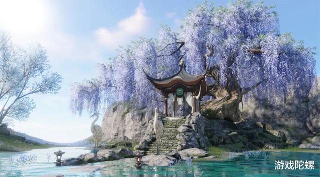《天涯明月刀》手游空降免费榜第一,用沉浸感大世界再战MMO市场插图(11)