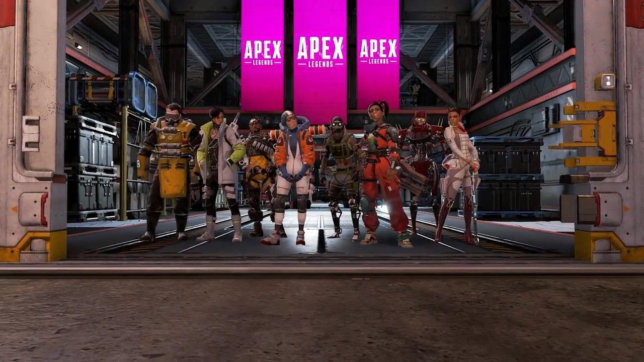 剑灵力士八卦牌选择_《Apex英雄》冠军包来了! 第九名新角色即将解锁