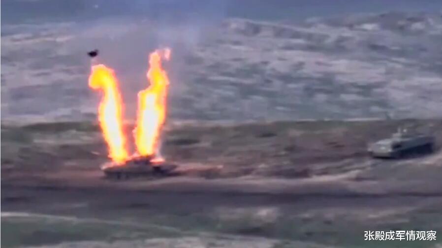 敘叛軍自投羅網 俄軍戰機在納卡發動猛烈空襲 土耳其進退兩難-圖2