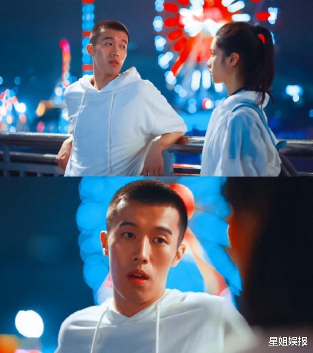《風犬少年》的劉聞欽,曾是饒雪漫禦用男配書模,還是熱依紮前男友-圖2