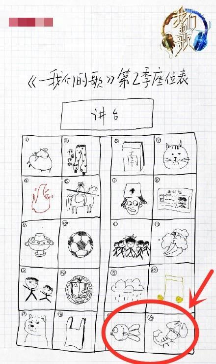 終於來瞭!肖戰被曝回歸《我們的歌2》,官博簡筆畫隱藏搭檔信息-圖2