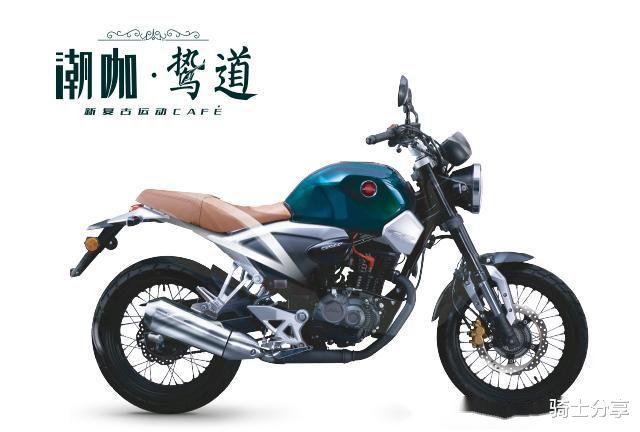 適合中老年騎的摩托車,有哪些?-圖2