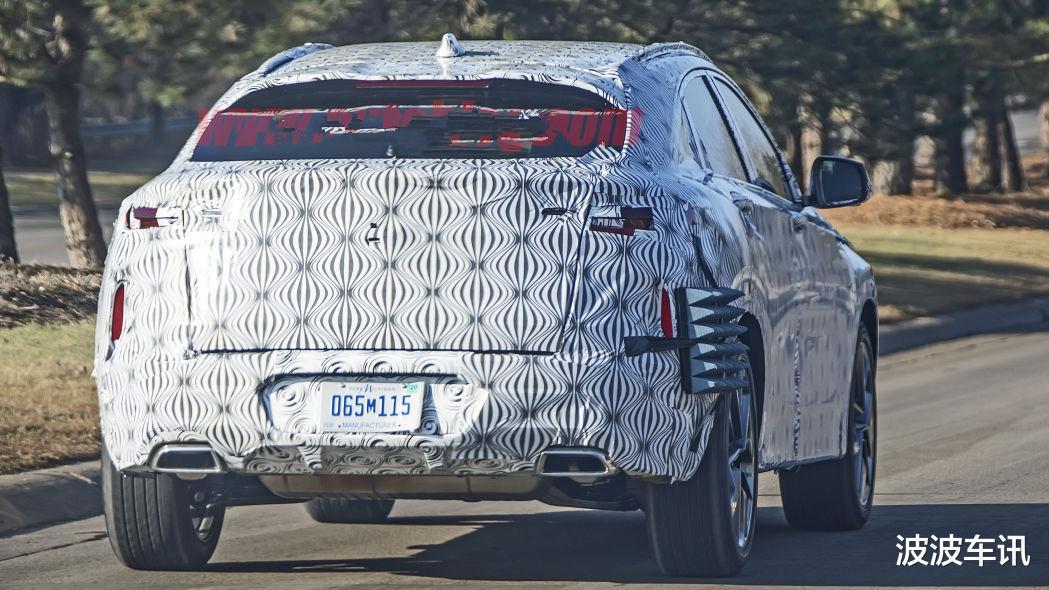 英菲尼迪QX55渲染圖曝光,定位轎跑SUV,采用運動化的設計-圖6