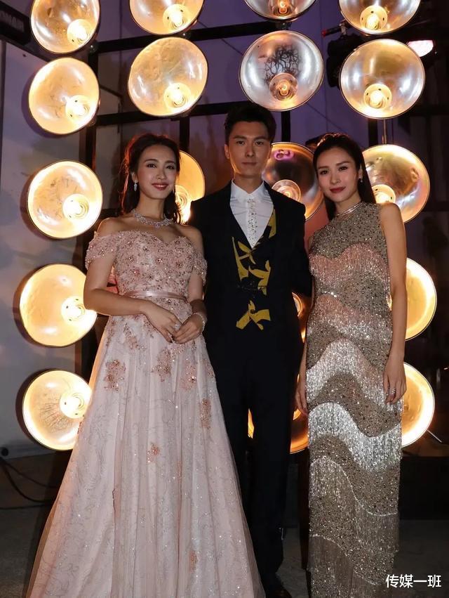 港姐清流朱千雪:看淡娛樂圈浮華,跳槽當律師,嫁給青梅竹馬-圖3