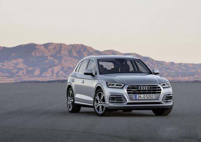 同一款車分高低功率,低功率的會更省油,就如奧迪Q5L-圖2