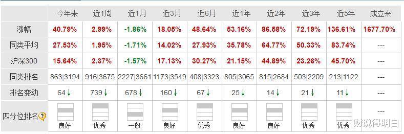十倍基匯添富優勢精選,三年僅漲72%,繼續投資嗎?-圖4