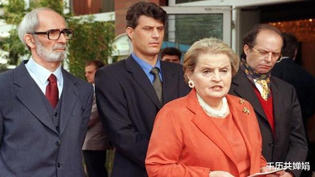 非正義的科索沃戰爭,西方勢力再次點燃火藥桶,無辜百姓遭殃-圖7