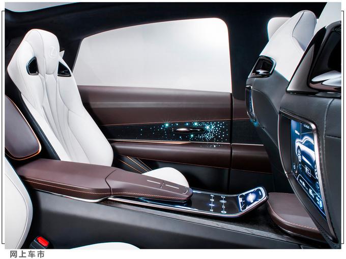 雷克薩斯全新SUV曝光!定位RX轎跑版,搭3.5L V6引擎+電動機-圖9