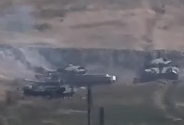 突燃戰火!兩世仇國傢全面開打,無人機出擊,擊毀12套防空導彈-圖2