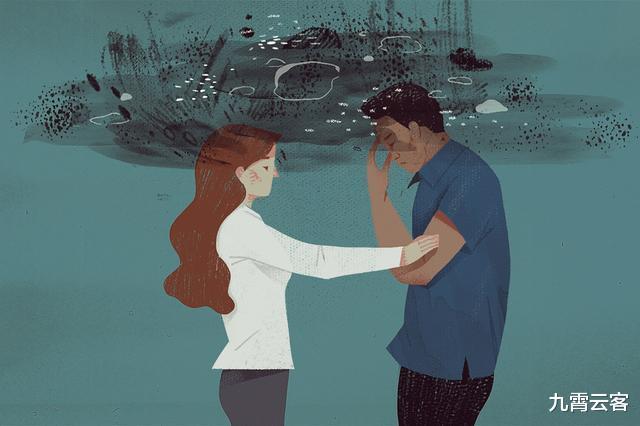 """心理學:女生如何在親密關系中,識別對方是否是""""傢暴男""""-圖6"""