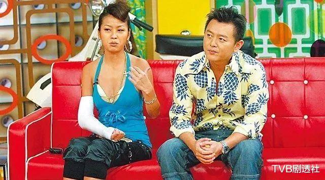 恭喜!前TVB藝人金剛分手半年與離婚女主持人相戀,新歡不能生育-圖8