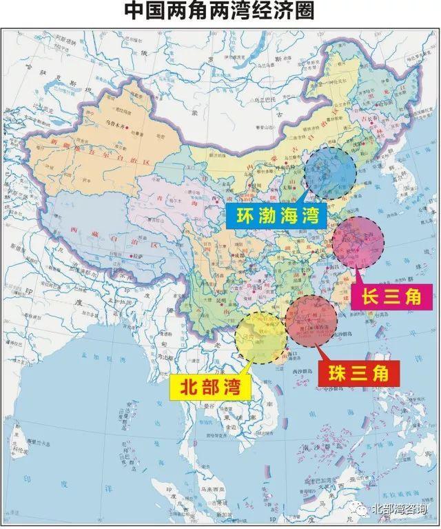 中國經濟增長第四極的北部灣經濟區,2020年能否實現三個過萬-圖2