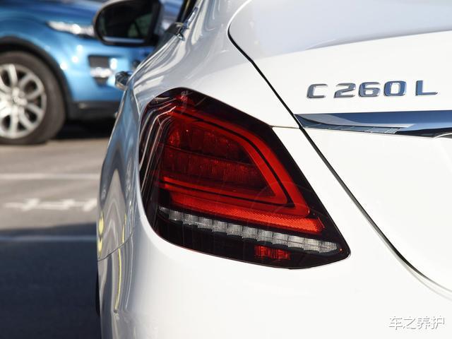換裝1.5T輕混的奔馳C級憑什麼力壓3系A4L,取得銷量第一-圖7