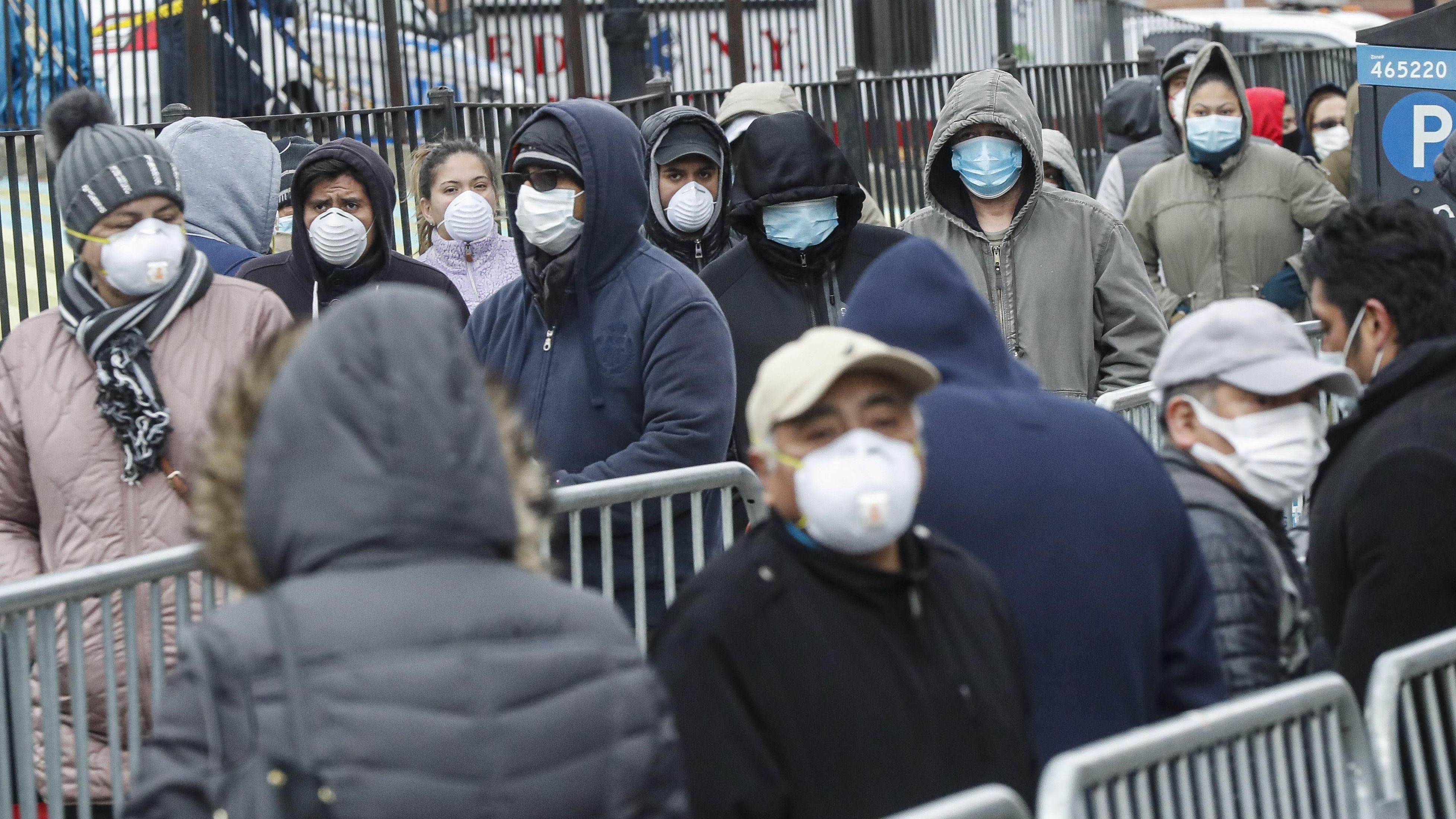 美國一步步走向疫情的深淵,美媒:疫情嚴峻態勢超出預期!-圖2