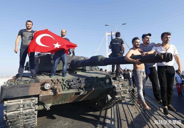 和土耳其好著!普京不計前嫌出手營救土總統,特種兵擊垮美中情局-圖4