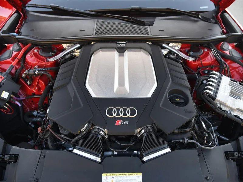 奧迪RS6到底能跑多快?網友一張圖將RS6的優點表達到極致!-圖9