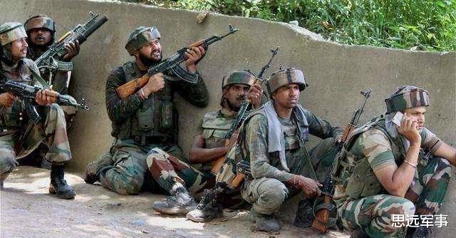 凌晨戰鬥突然爆發,印度三軍緊急趕赴克什米爾,猛烈交火打死5人-圖2