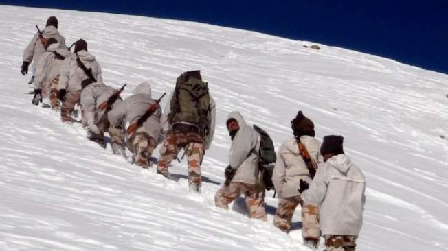 """印度軍隊零下50℃高原過冬,美國專傢:印軍人多打仗不""""吃虧""""-圖6"""