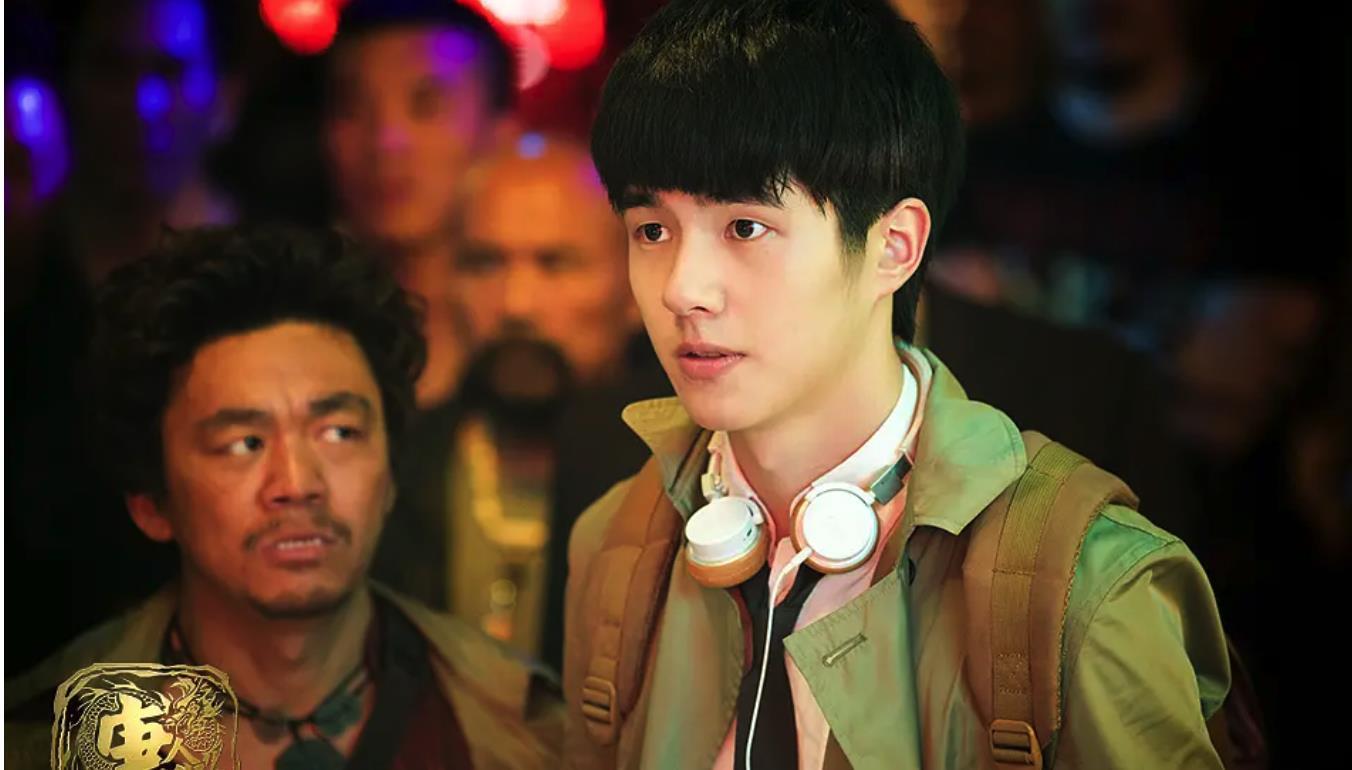白衣少年劉昊然:出道6年斬百億票房,活出最理想的少年模樣-圖8