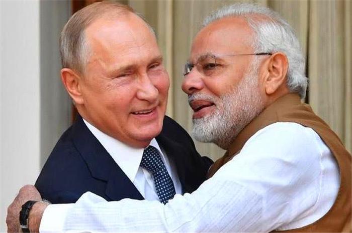 印度拒絕參加俄軍演?劇情突然迎來反轉!普京單獨給莫迪開小灶-圖4