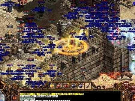 火影忍者最新更新_传奇世界:为什么那么多人想当沙城城主,今天终于知道答案了-第3张图片-游戏摸鱼怪
