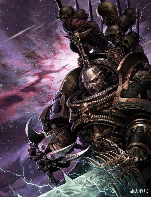 暗黑3技能_《战锤40k》与罗保特·基里曼的新征途