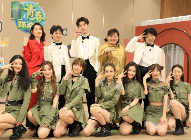 """硬糖少女303綜藝首秀""""團寵""""不是張藝凡,希林娜依高卻被孤立-圖2"""