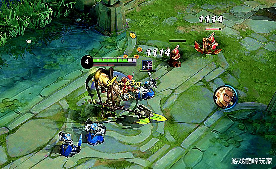 王者榮耀:什麼英雄比較克制狂鐵?線上單挑能力強大,還能一打二-圖3