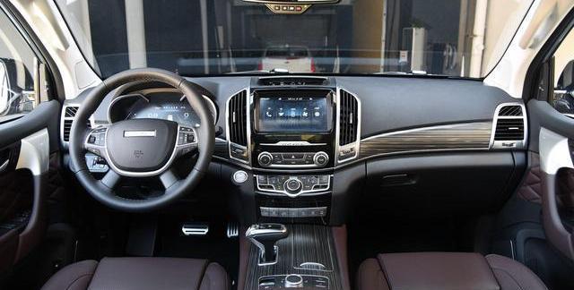 同樣是硬派SUV,豐田漢蘭達和哈弗H9,選擇國產H9還是熱銷漢蘭達-圖4