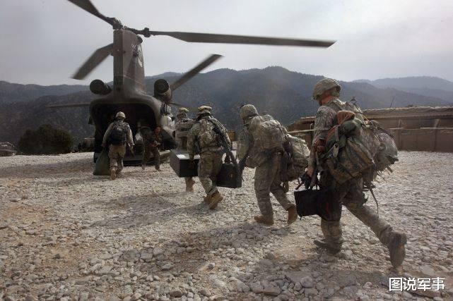 大批塔利班下山猛攻,美軍傷亡激增,美:幕後黑手是美國心腹大患-圖4