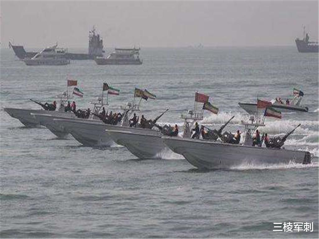 波斯灣局勢升級,3架美軍機硬闖演習禁區,伊朗:再不後撤就開火-圖4