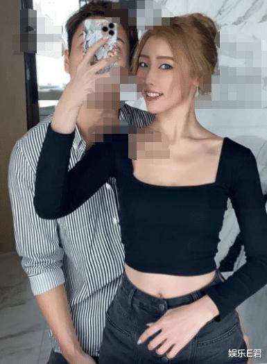 TVB小鮮肉吳偉豪秘戀大10歲金發女郎,《愛回傢》觀眾直呼無法接受-圖4