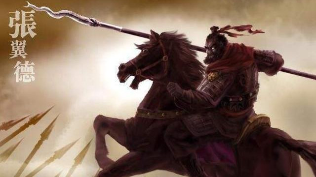 张飞、许褚同为猛将不同命,许褚战平24将第五马超,被张飞暴打