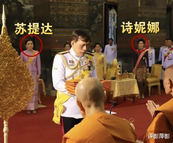 詩妮娜首度回宮,國王長女帕好暖心,主動回禮貴妃-圖9
