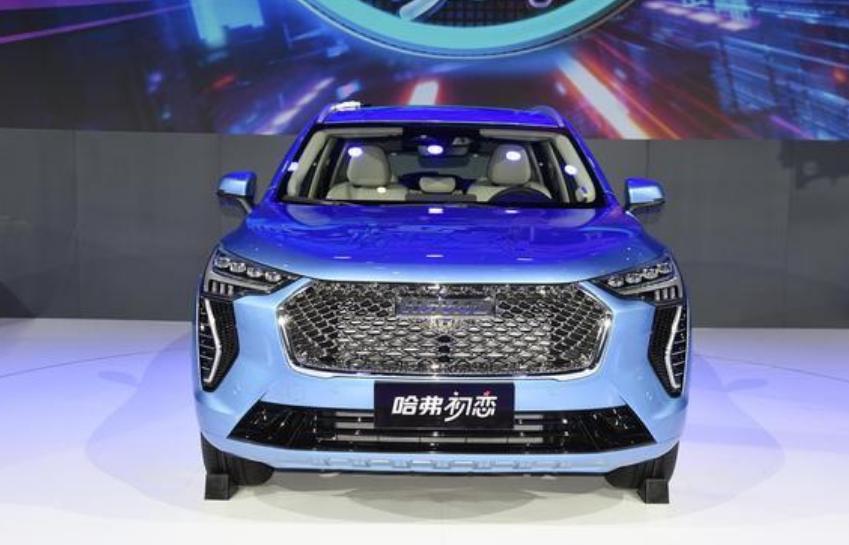 """北京車展亮相的三款親民車型,有一款讓人想起""""初戀""""-圖3"""