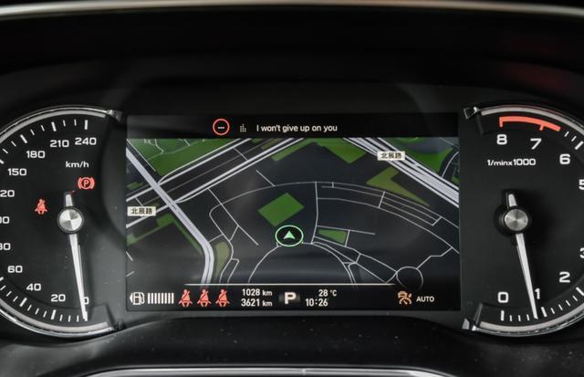 車身近5米的7座硬派越野 非承載全時四驅 優惠至15萬起-圖6