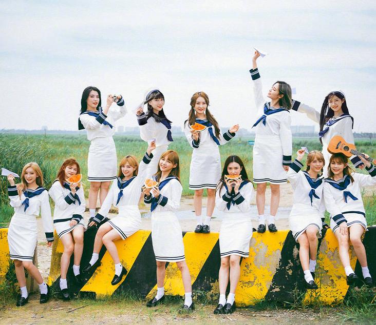 SNH48一期生畢業,7人續約,1人留任成老師,4人單飛-圖2