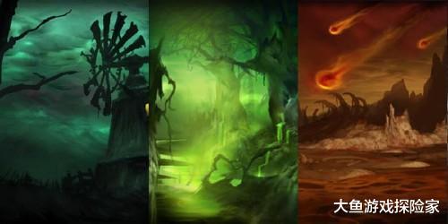 魔獸懷舊服:解讀9大職業天賦背景圖,狂暴戰的怒火可以燃盡山嶽-圖10