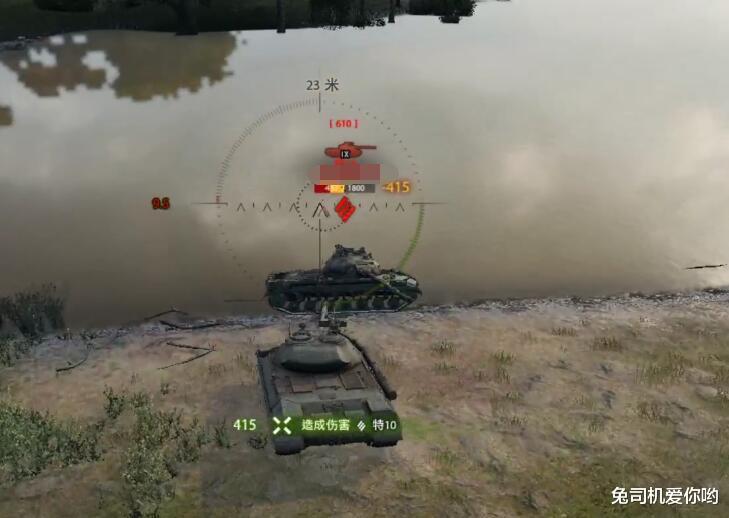 毀譽參半的神車替代者,坦克世界S系9級重坦T10評測-圖5