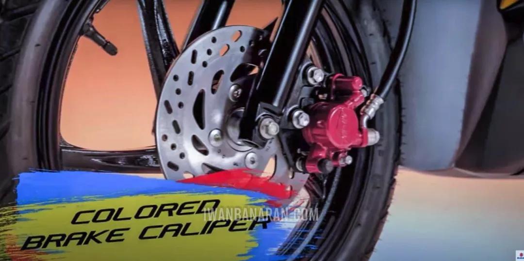 """""""越野""""踏板紮堆?鈴木發佈新款125cc跨界踏板-圖5"""