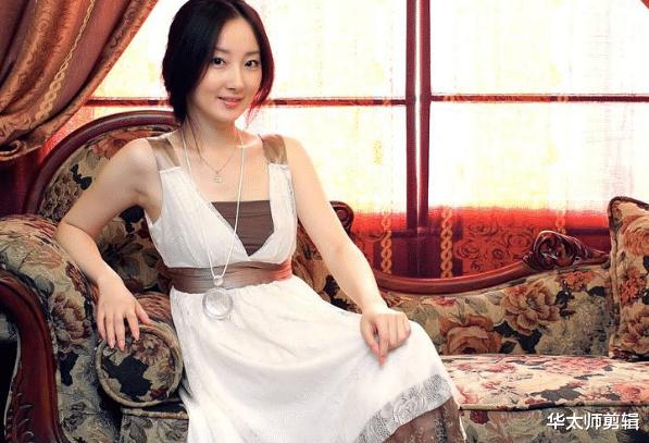 從小出生在軍人傢庭的程媛媛,喜歡演藝事業,發展的特別好-圖3