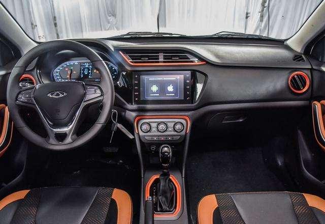 剛拿駕照首選SUV:標配胎壓監測 全系1.5L 不足5萬起售-圖7