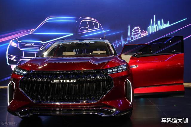 全新捷途X70品味提升,變身6.99萬豪華SUV,配4根尾排-圖2