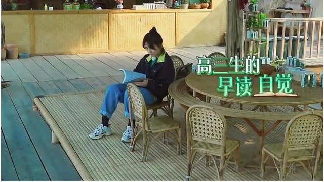 张子枫高考前还在录综艺,学霸+天才双重人设,她不累吗?