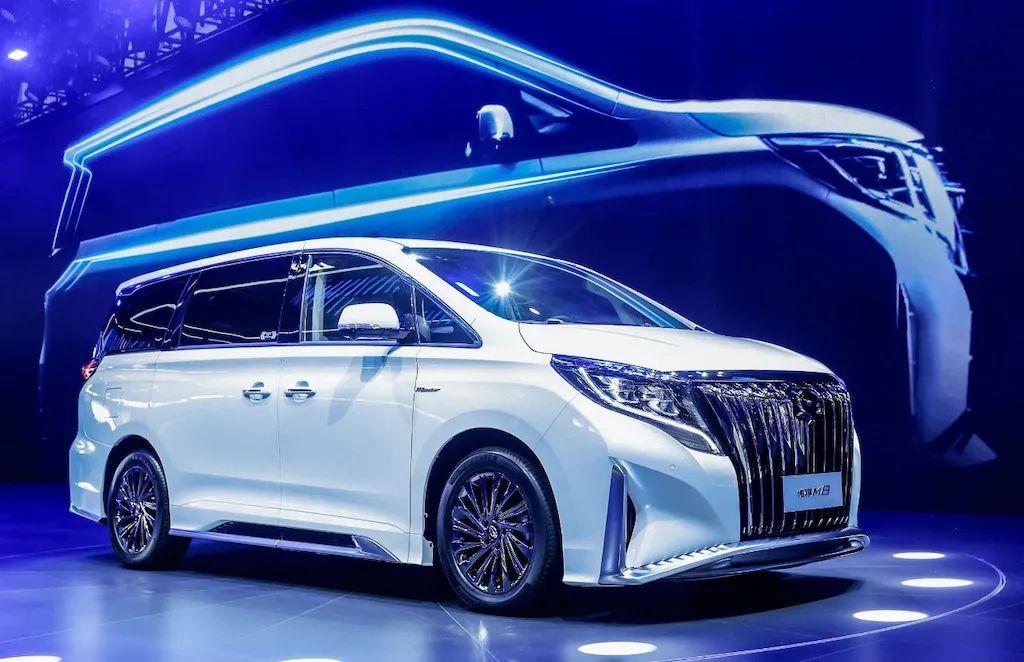 北京車展沒什麼好看的,但這幾款奶爸MPV不容錯過-圖5