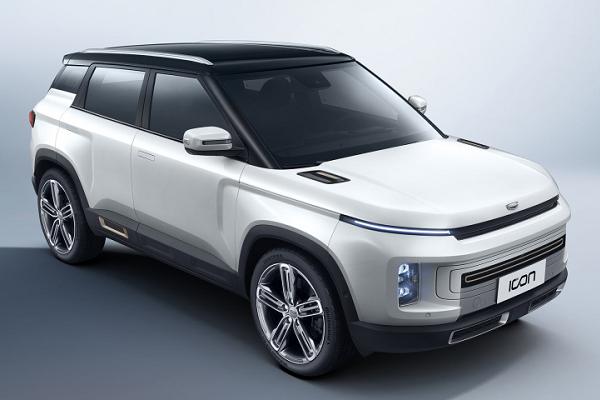 SUV之國產VS合資,吉利ICON是大眾探影、豐田奕澤,需仰望的對手-圖2