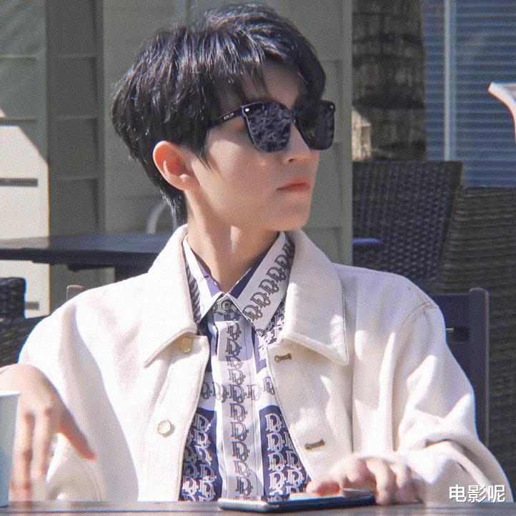 董子健常去劇組探班王俊凱,但兩人在一起不是約飯而是約茶,意外-圖7
