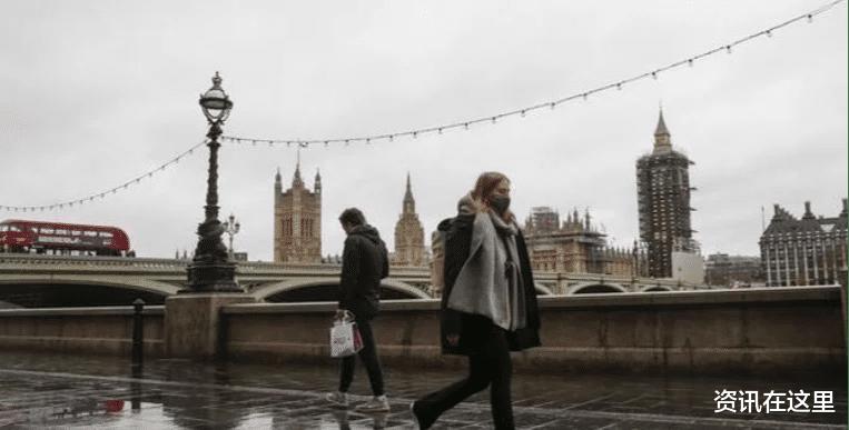 """果然,封城後的倫敦,""""不堪""""的一幕發生瞭-圖2"""