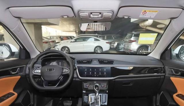 10萬價位國產傢轎,省油耐用,帝豪GLvs逸動如何選擇?-圖5