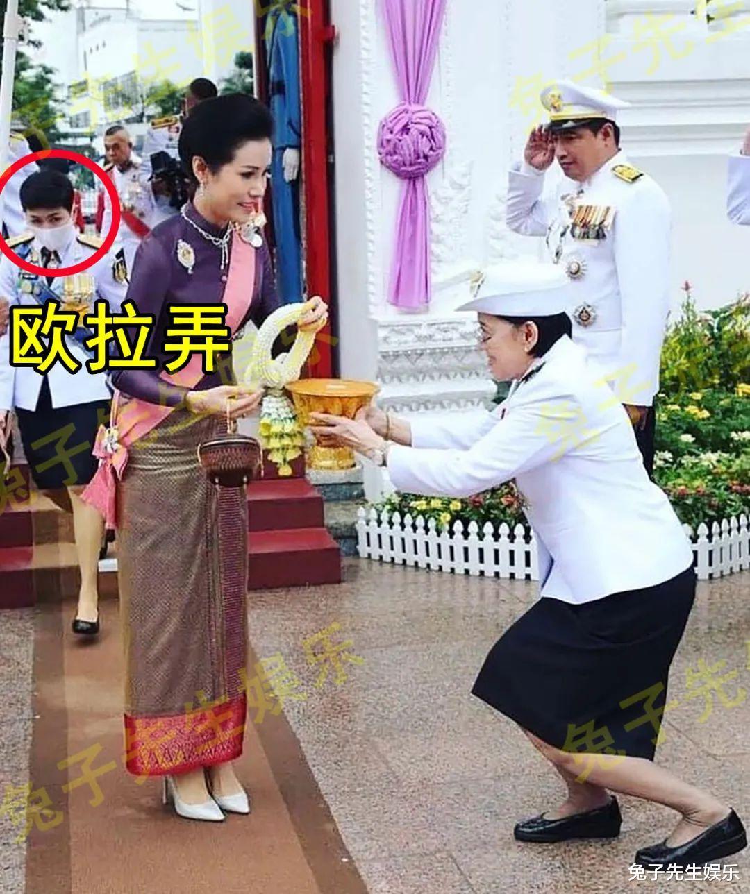 """泰國後宮妃子排名出爐,50歲老阿姨""""上榜"""",還被詩妮娜收編瞭!-圖3"""